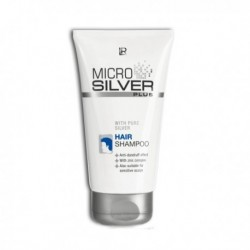 Microsilver Plus Champô anti-caspa 150ML