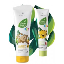 Aloe Vera Jungle Friends Set