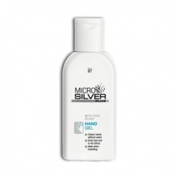 MICROSILVER PLUS Gel de mãos 75ML