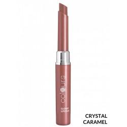 Batom Glossy brilhante - Crystal Caramel